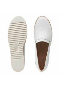 Clarks - SERENA  - Slip-ons - white - 3
