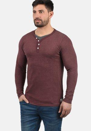 DORIANO - Long sleeved top - dark red