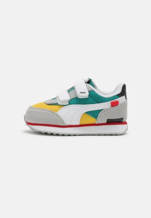 FUTURE RIDER PLAY ON  - Trainers - spectra yellow/parasailing/high rise