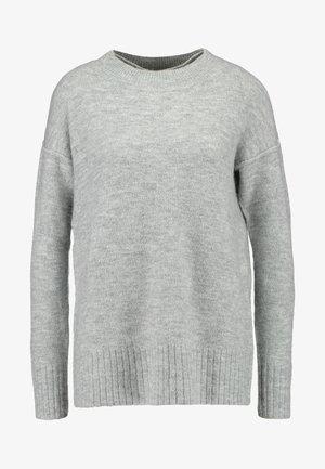 VMLUCI O-NECK LONG - Jumper - light grey melange