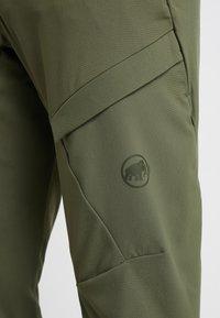 Mammut - ZINAL PANTS MEN - Pantalones montañeros largos - iguana - 6