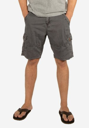 PACKWOOD - Shorts - anthracite