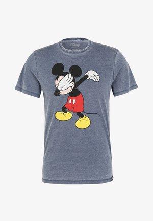 DISNEY MICKEY MOUSE DABBING - T-shirt print - blau
