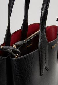 Emporio Armani - FRIDA SATCHEL  - Handbag - nero - 4