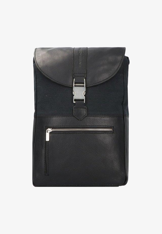 BACK TO SCHOOL NOVA RUCKSACK 38 CM LAPTOPFACH - Sac bandoulière - black