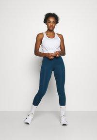 Nike Performance - TANK - T-shirt de sport - white - 1