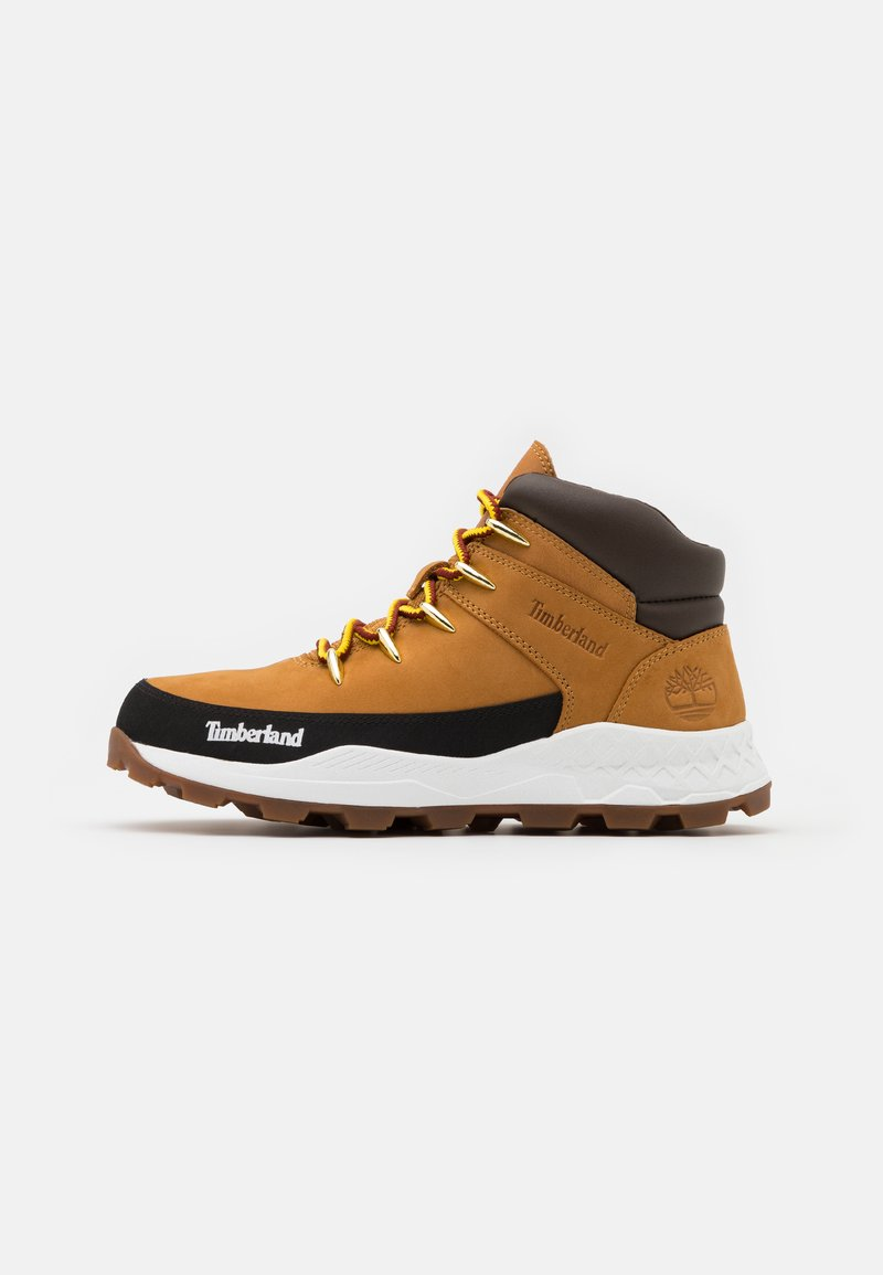 Timberland - BROOKLYN EURO SPRINT - Baskets montantes - wheat