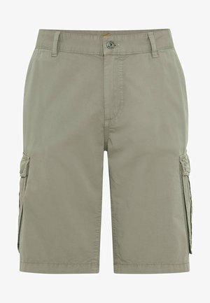 BERMUDA REGULAR FIT - Shorts - khaki