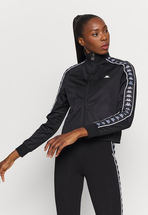 HASINA - Training jacket - caviar