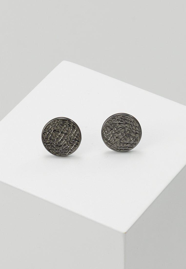 Pilgrim - EARRINGS WYNONNA - Earrings - hematite color