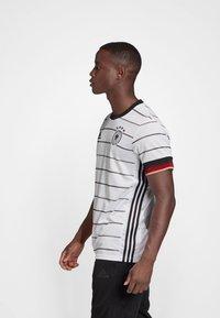 adidas Performance - DEUTSCHLAND DFB HEIMTRIKOT JERSEY SHIRT - Club wear - white/black - 3