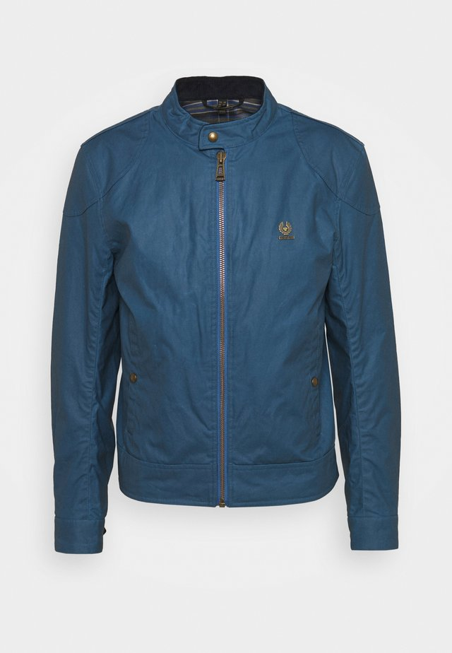 KELLAND JACKET - Summer jacket - airforce blue