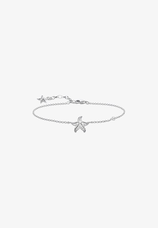 SEESTERN - Bracciale - silver coloured, white