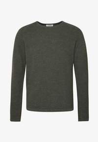 LAMP O-NECK - Jumper - army