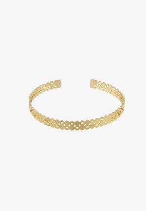 Bracelet - gold plating