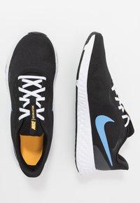 Nike Performance - REVOLUTION 5 - Zapatillas de running neutras - black/university blue/laser orange/white/anthracite - 1