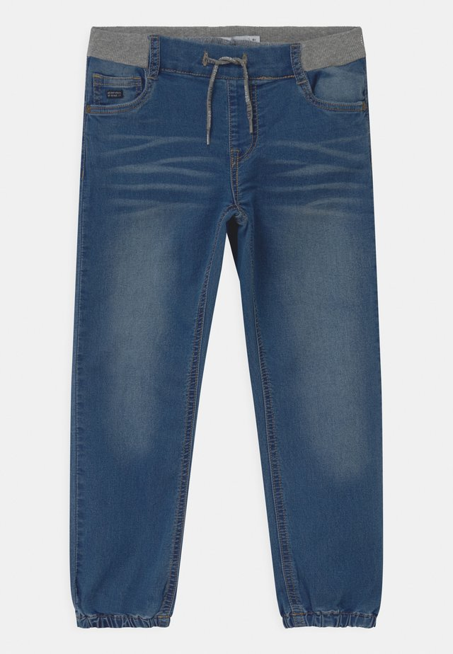 NMMBOB  - Jeans Relaxed Fit - medium blue denim
