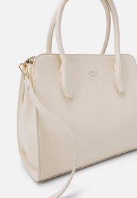 LYDC London - HANDBAG - Handbag - offwhite - 3
