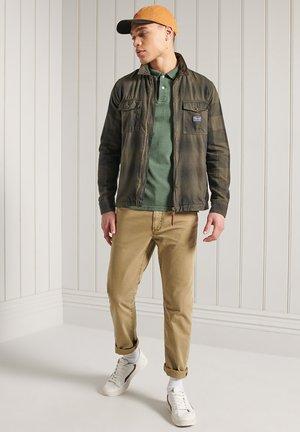 Polo shirt - jungle green