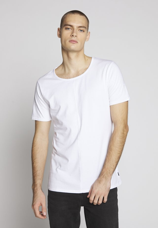 ELIANO - Basic T-shirt - white
