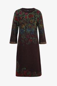 Ivko - Jumper dress - brown red - 4