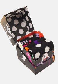 Happy Socks - HALLOWEEN 3 PACK UNISEX - Socks - multi - 0