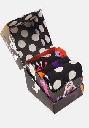 HALLOWEEN 3 PACK UNISEX - Socks - multi