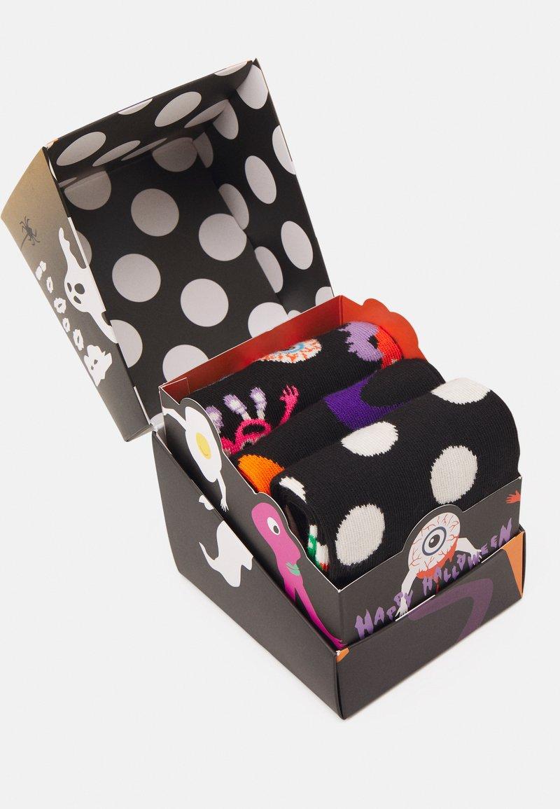Happy Socks - HALLOWEEN 3 PACK UNISEX - Socks - multi