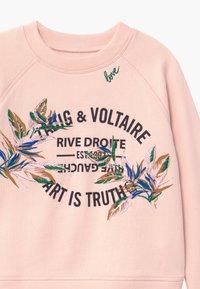 Zadig & Voltaire - Sweatshirt - pale pink - 2
