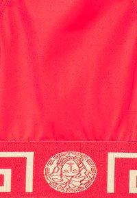 Versace - Zwemslips - rosso/oro - 2
