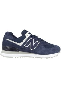 New Balance - WL574 - Trainers - pigment-silver (wl574ey) - 4