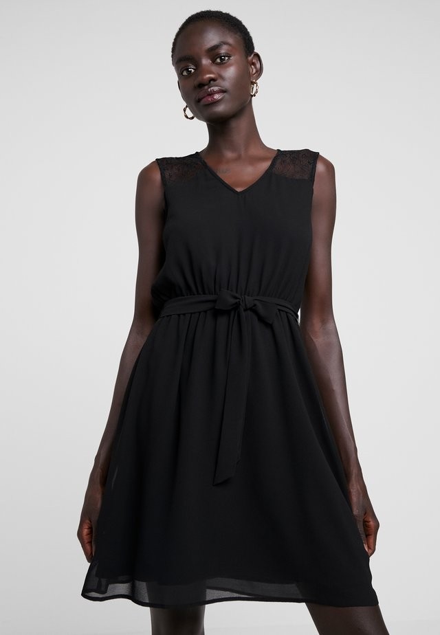 ONLARIANA DRESS - Vestito estivo - black