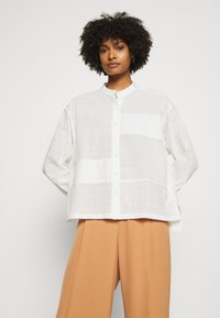 CLOSED - KARLA - Button-down blouse - offwhite - 4