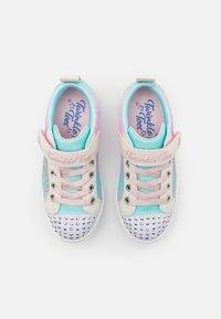 Skechers - TWINKLE SPARKS - Tenisky - white/multicolor - 3