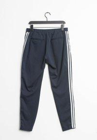 Cream - Trousers - blue - 1