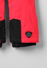 Killtec - GANDARA - Snow pants - neon coral - 4