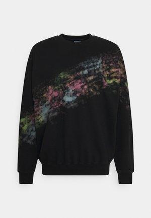 S-MART-A92 FELPA UNISEX - Sweatshirt - black