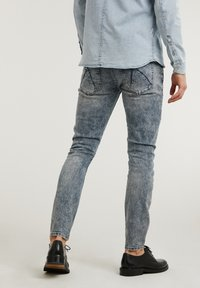 CHASIN' - EGO LUCA - Slim fit jeans - blue - 1