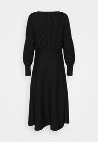 MAX&Co. - PROCIDA - Jumper dress - black - 5