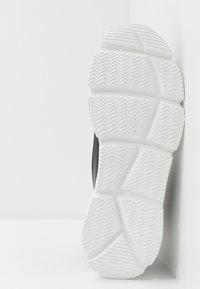 KARL LAGERFELD - VERGE PULL ON RUNNER - Zapatillas altas - black - 4