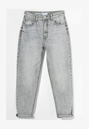 MOM FIT JEANS - Jeans relaxed fit - grey