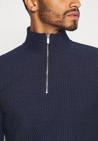 Topman - Sweatshirt - navy - 5