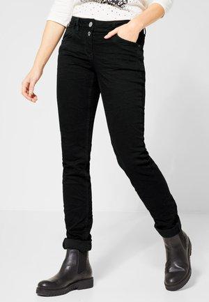 SCARLETT - Slim fit jeans - black