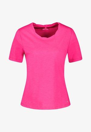 Basic T-shirt - rasberry
