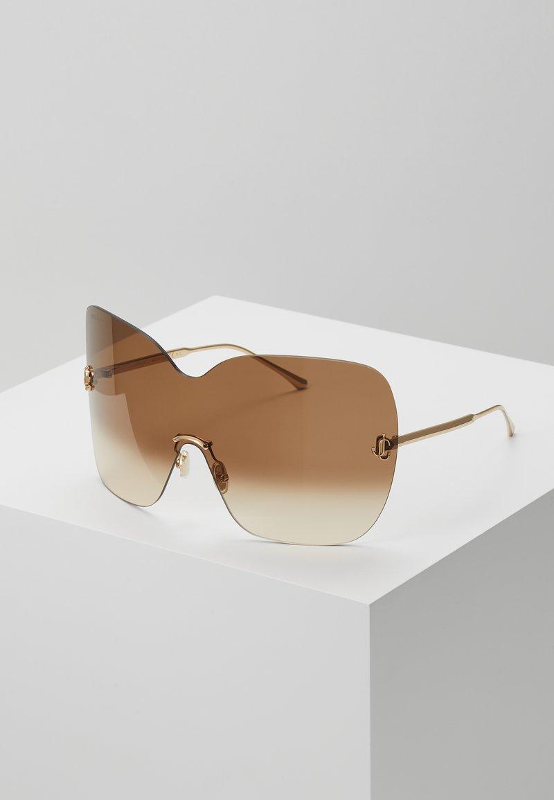Jimmy Choo - ZELMA - Sluneční brýle - gold-coloured