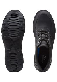 Clarks - FIGG - Casual lace-ups - black - 1