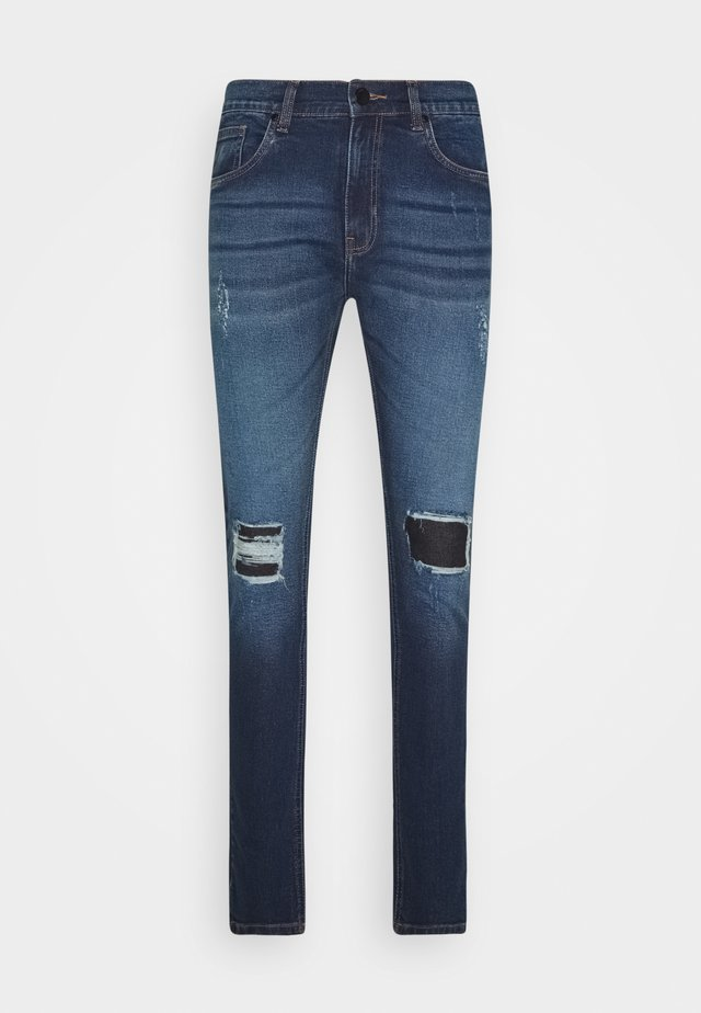 SHELBY - Jeans Skinny Fit - mid blue