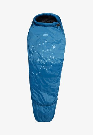 GROW UP STAR - Schlafsack - electric blue