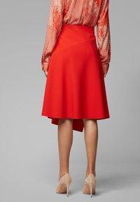 BOSS - VAMOKATO - A-line skirt - red - 2