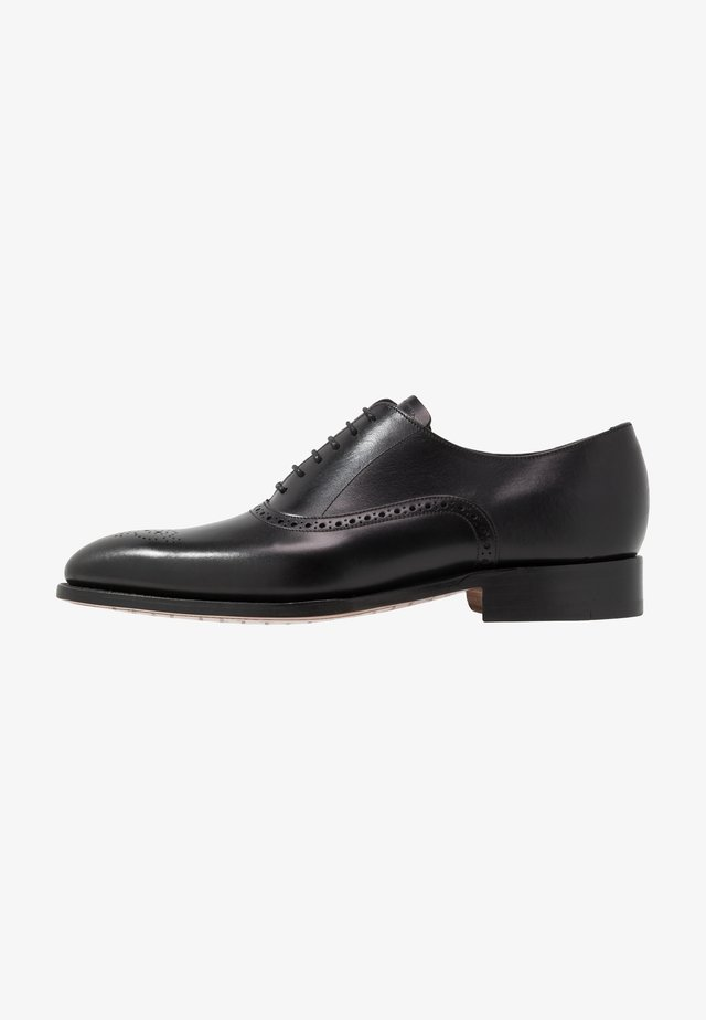 NEWCHURCH - Smart lace-ups - black